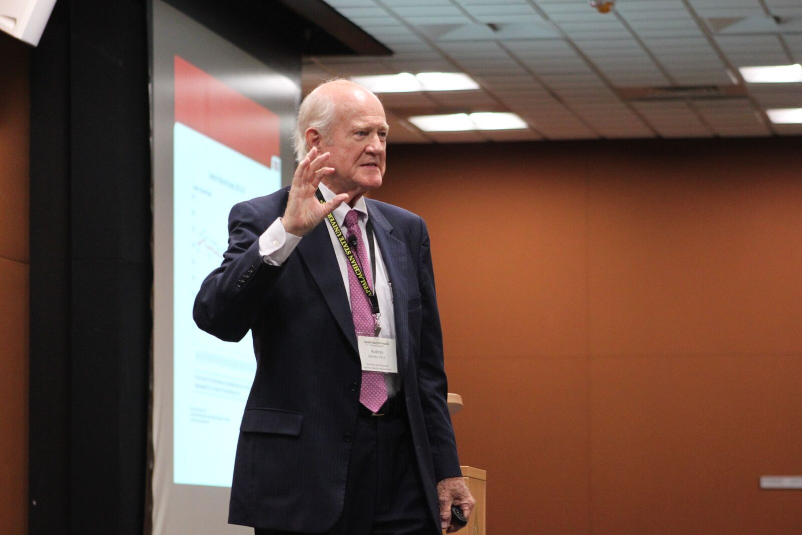 Business Taking Safety Seriously? - Dr. Aubrey Daniels discussing the role behavioral safety has played in making the workplace safer in the last two decades, as work related fatalities have decreased about 1% per year and work injuries have declined at about 1.5% during the same period.