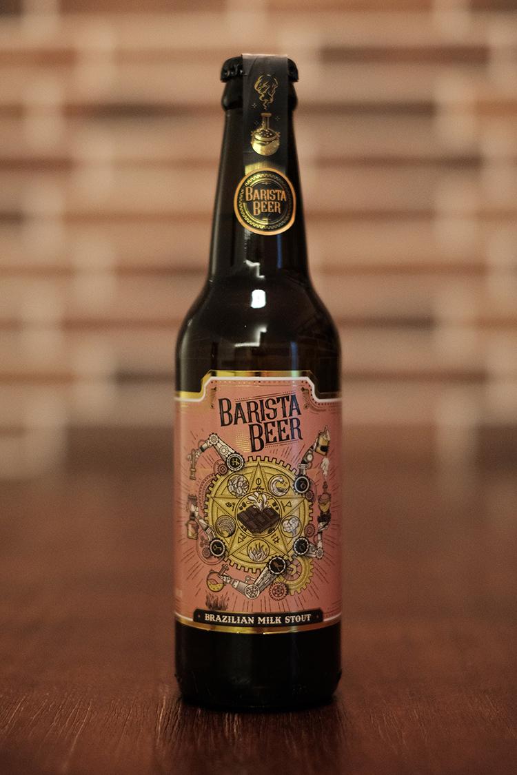 LAB Brewer Barista Beer - Brazilian Milk Stout