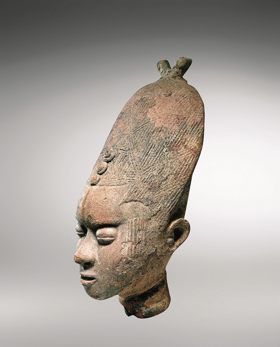 Akan Memorial Head [ via ]