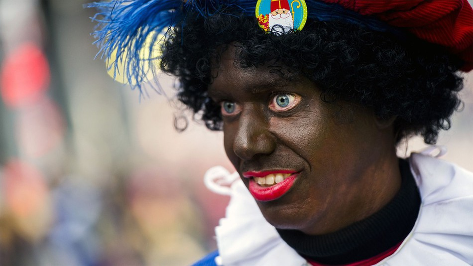 Yes, beyond being overtly racist, he is utterly terrifying.  IMAGE: REMKO DE WAAL/AFP/GETTY IMAGES