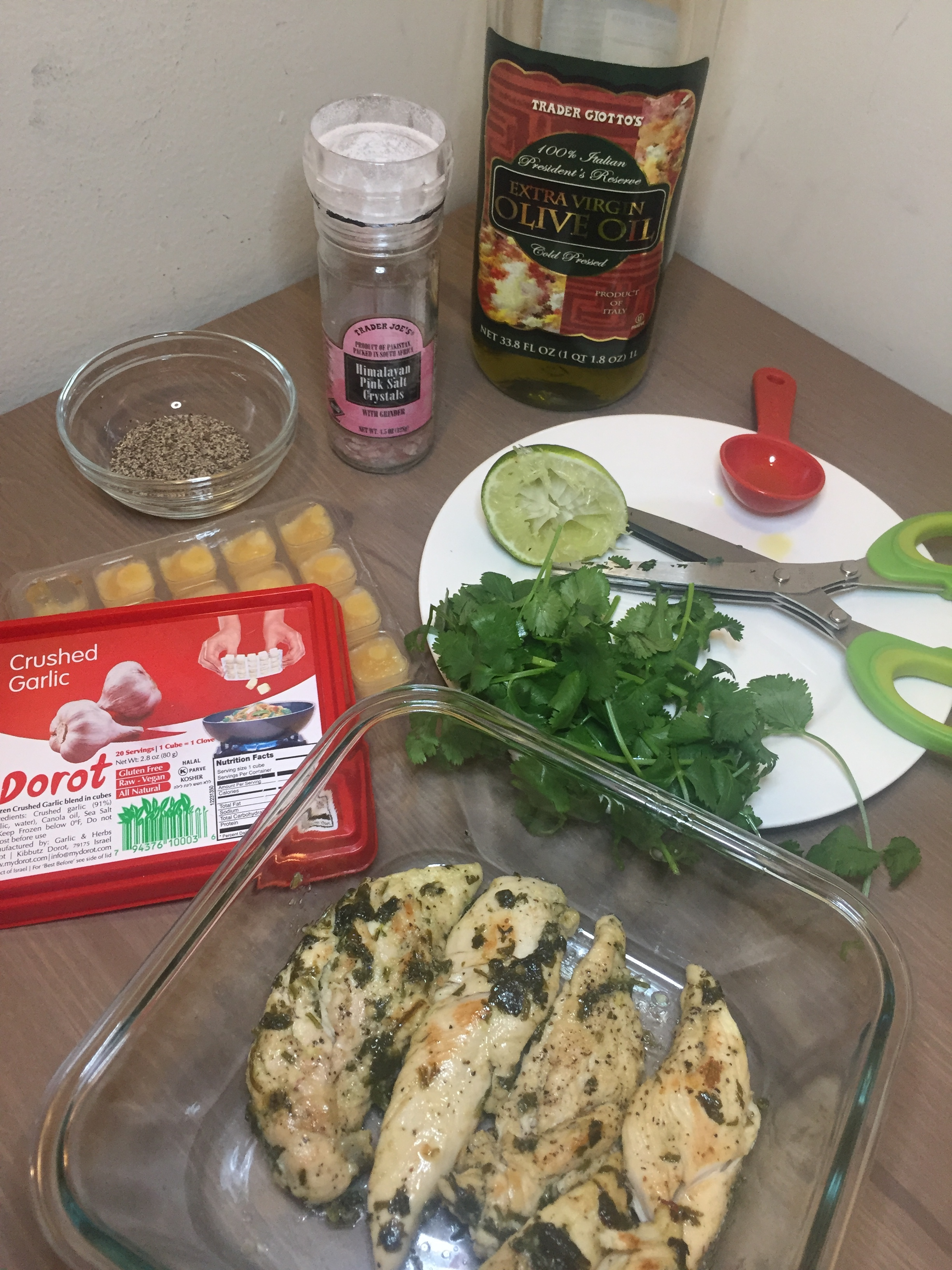 AAYNutrition_Ingredients Cilantro Lime Chicken.JPG