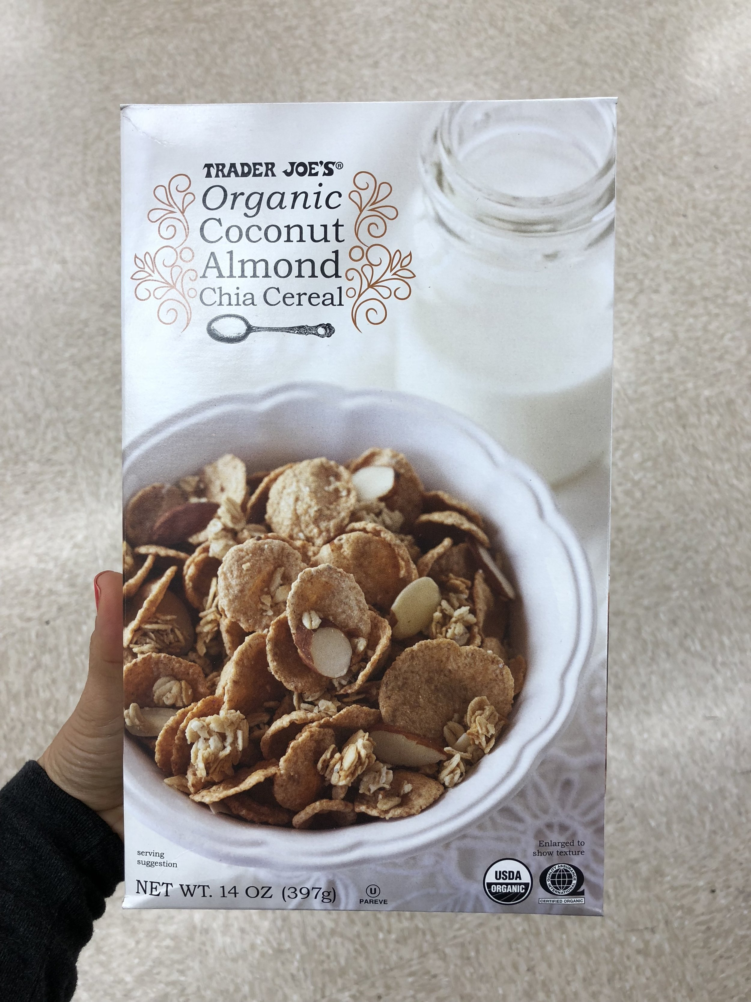 Organic Coconut Almond Chia Cereal .JPG