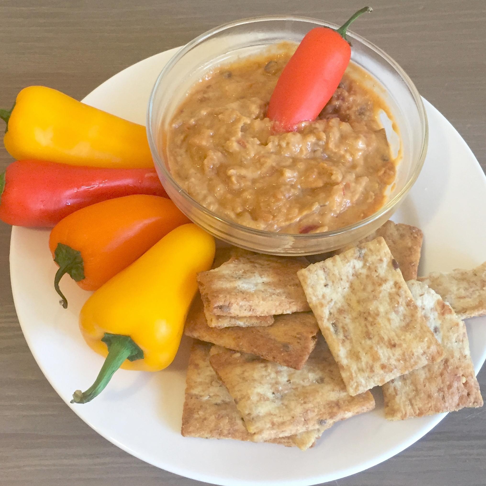 #6 Hummus & Eggplant Dip .JPG