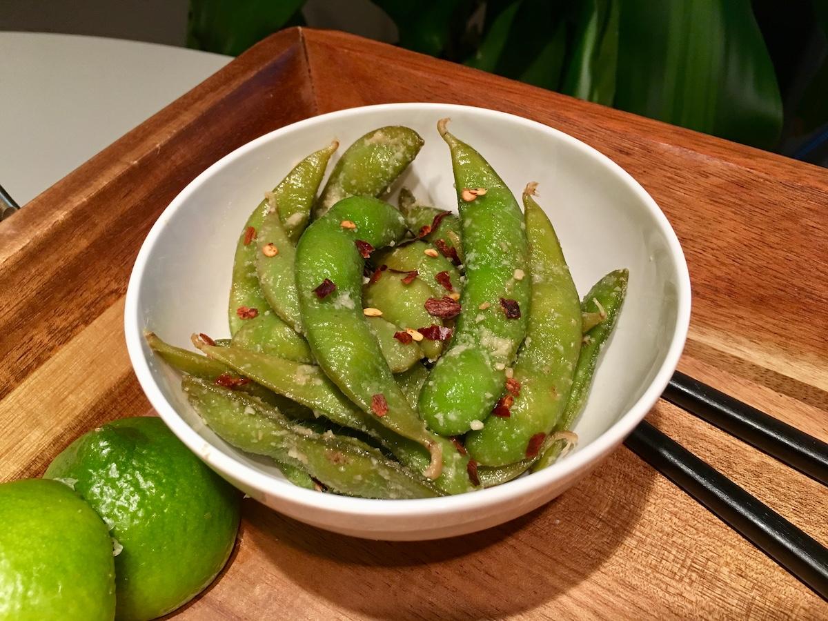 AAY NUTRITION | CHILI LIME EDAMAME