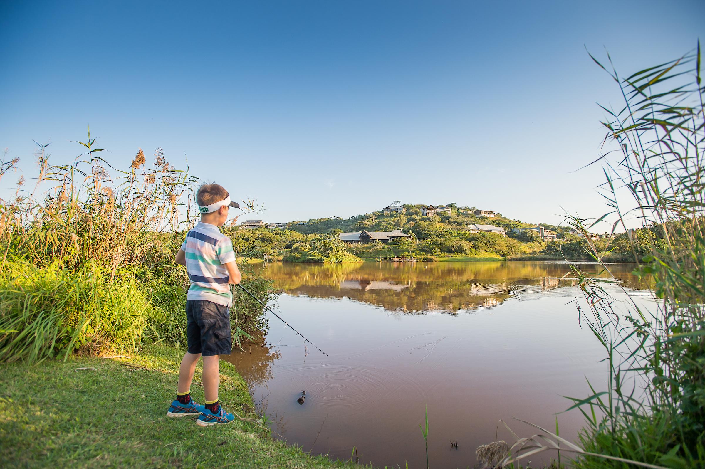 Simbithi Heron Dam Fishing