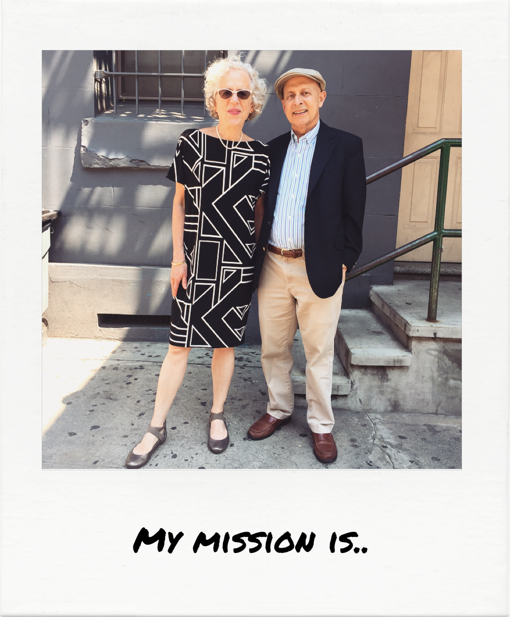 """Our mission is to leave the world in better shape than we found it."" -Suzanne and Mark Shapiro"