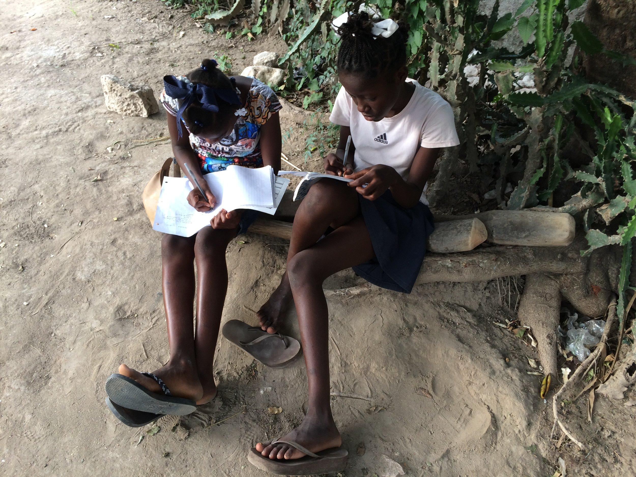 All images courtesy of Lidè Haiti.