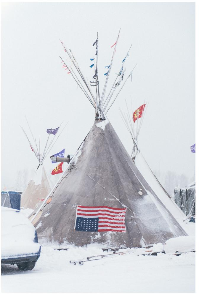 Standing Rock, North Dakota.