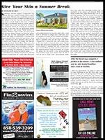 Give your skin a break, Dan's paper, july 4, 2014