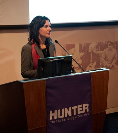 Hannah Rosenzweig, Roosevelt Center for Public Policy, Hunter College, NYC