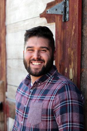 Kyle Rosas, Dean of Students -