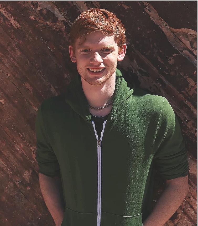 Daniel Horton, Men's RA -