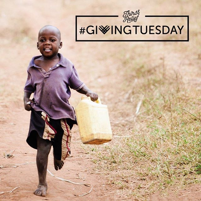 Today is #GivingTuesday, a day set aside in the midst of the largest spending season in the US, to focus on the good work of thousands of non-profits addressing real needs around the world. Today, in addition to inviting you to join together in giving to the work of Thirst Relief, we want to Thank You for joining us (and the dozens of other amazing clean water organizations) to not only address the largest humanitarian crisis on the planet…but make a radical difference as well. Since we began our work over 10 years ago, we have seen hundreds of millions of people around the world, gain access to sustainable and safe water solutions...thanks to the hard woek of ground partners, willing orgs and generous donors. Thank You for making that a reality!! There are still hundreds of millions of people in need of access, and we are working every month to do all we can. But, change is happening. . Join with us as we continue to make an impact together! Donate link in profile is secure and easy (processed via Stripe). . #thirstrelief #makeadifference
