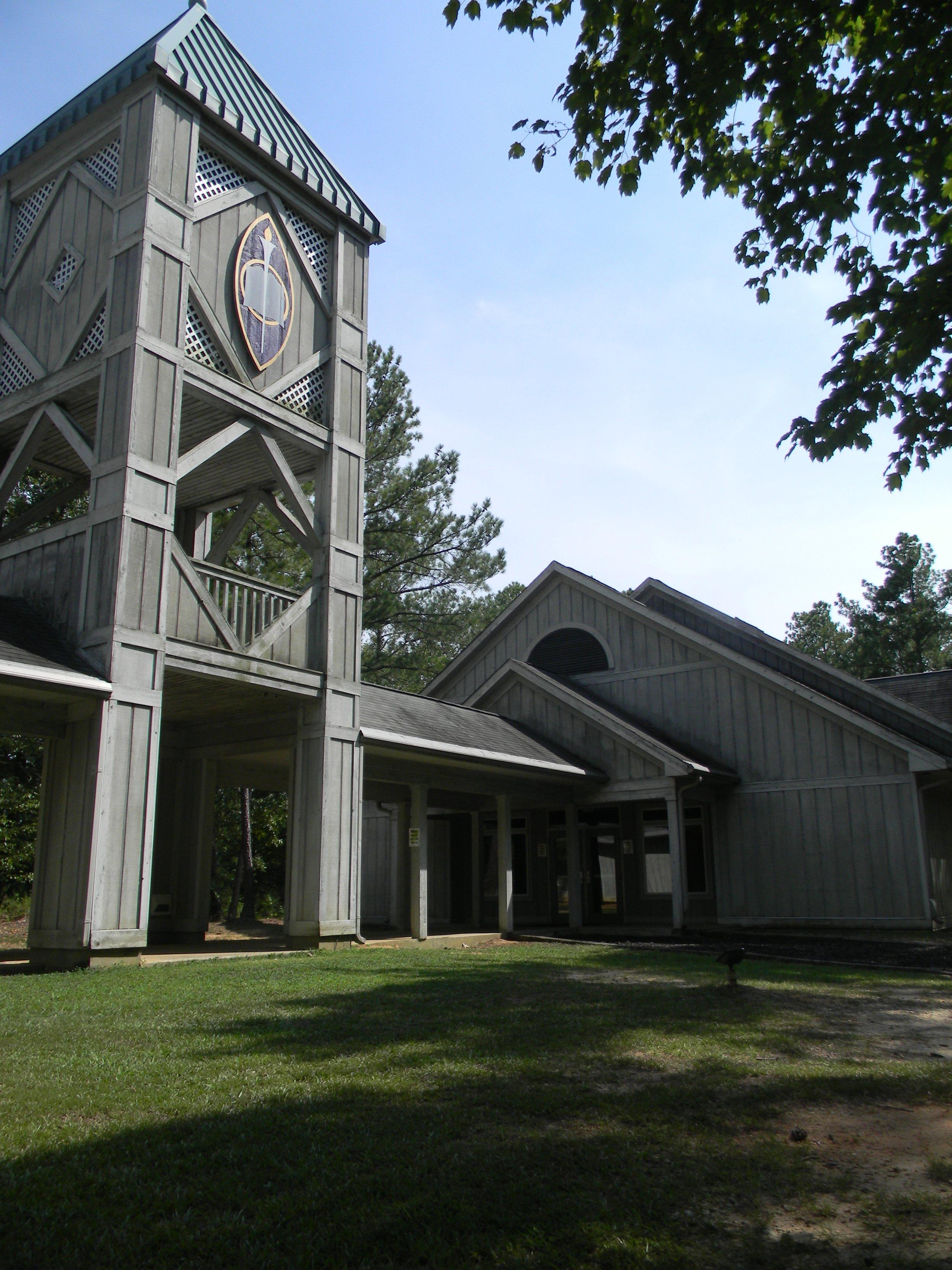 Multipurpose Building Exterior