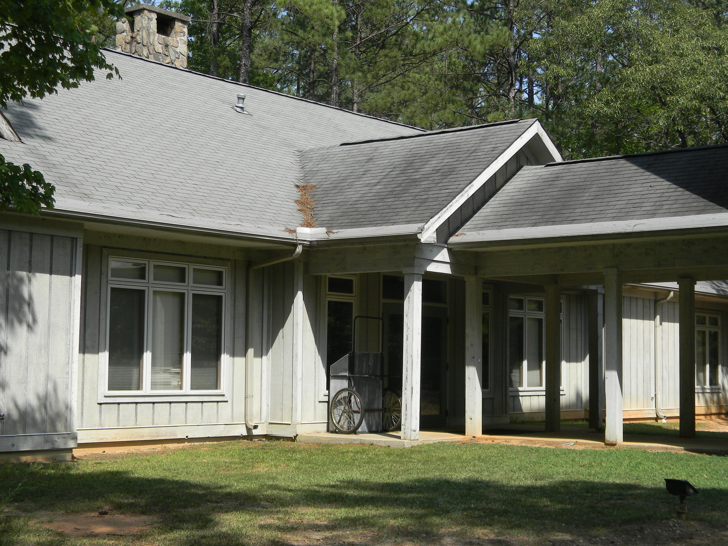Staff House Exterior