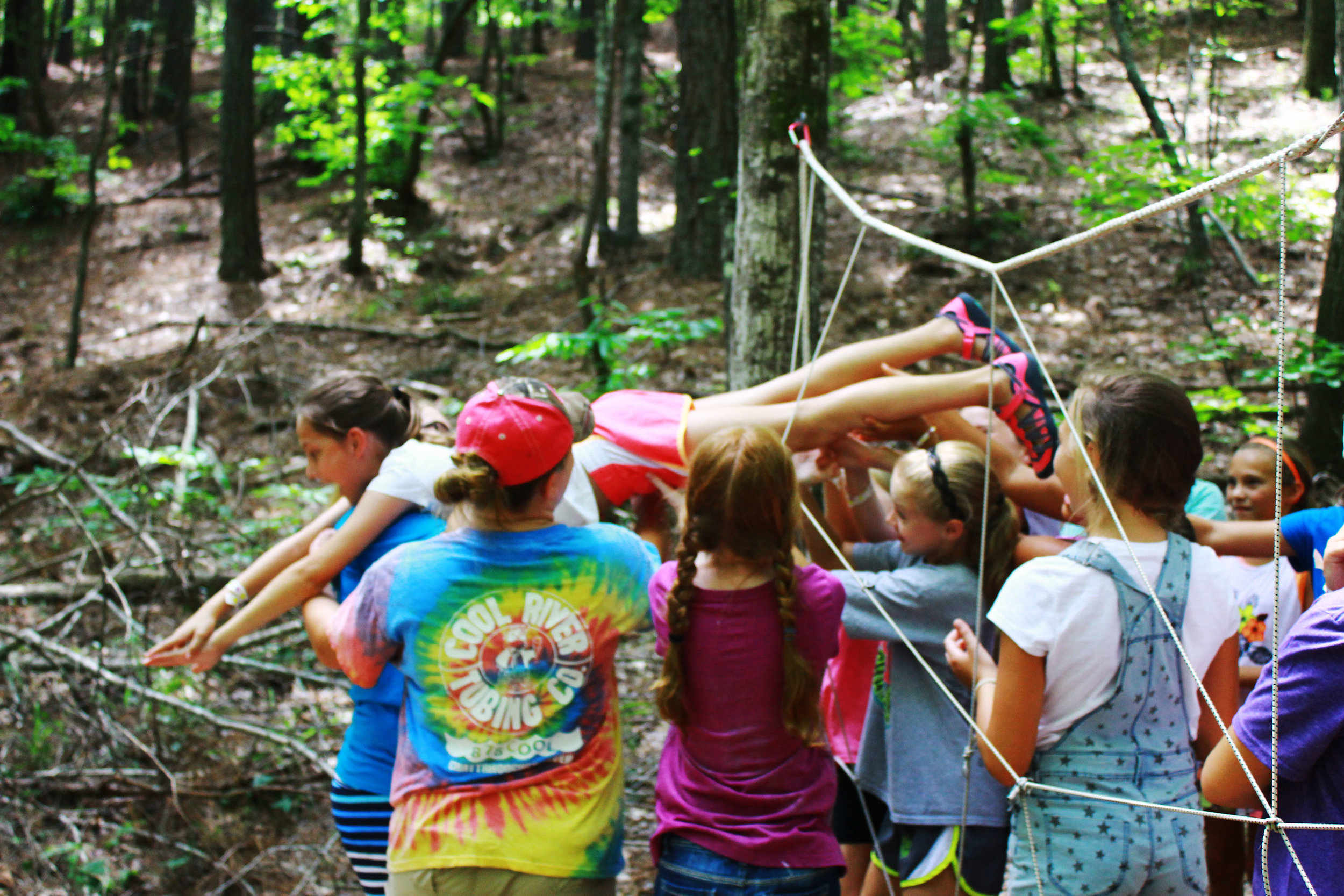 Low-Ropes Course