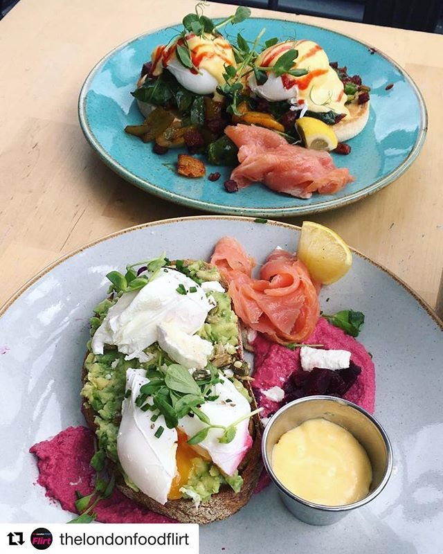 #Repost @thelondonfoodflirt with @get_repost ・・・ This brekky is my fave. Morning fuel is everything 💪🏼😍 restaurant: @boydens_kitchen Location: North London  Rating: 5/5  #TheLondonFoodFlirt #Salmon #Eggs #Coffee #Avo #Cheese #Beetroot #Nutrition #Vitamins #Healthy #HealthAndFitness #Fitness #Foodie
