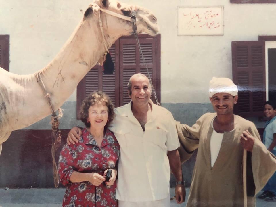 Doris Ragan in Egypt.jpg