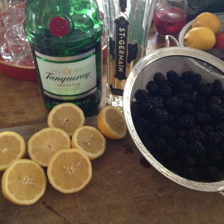 Ginberry Fizz