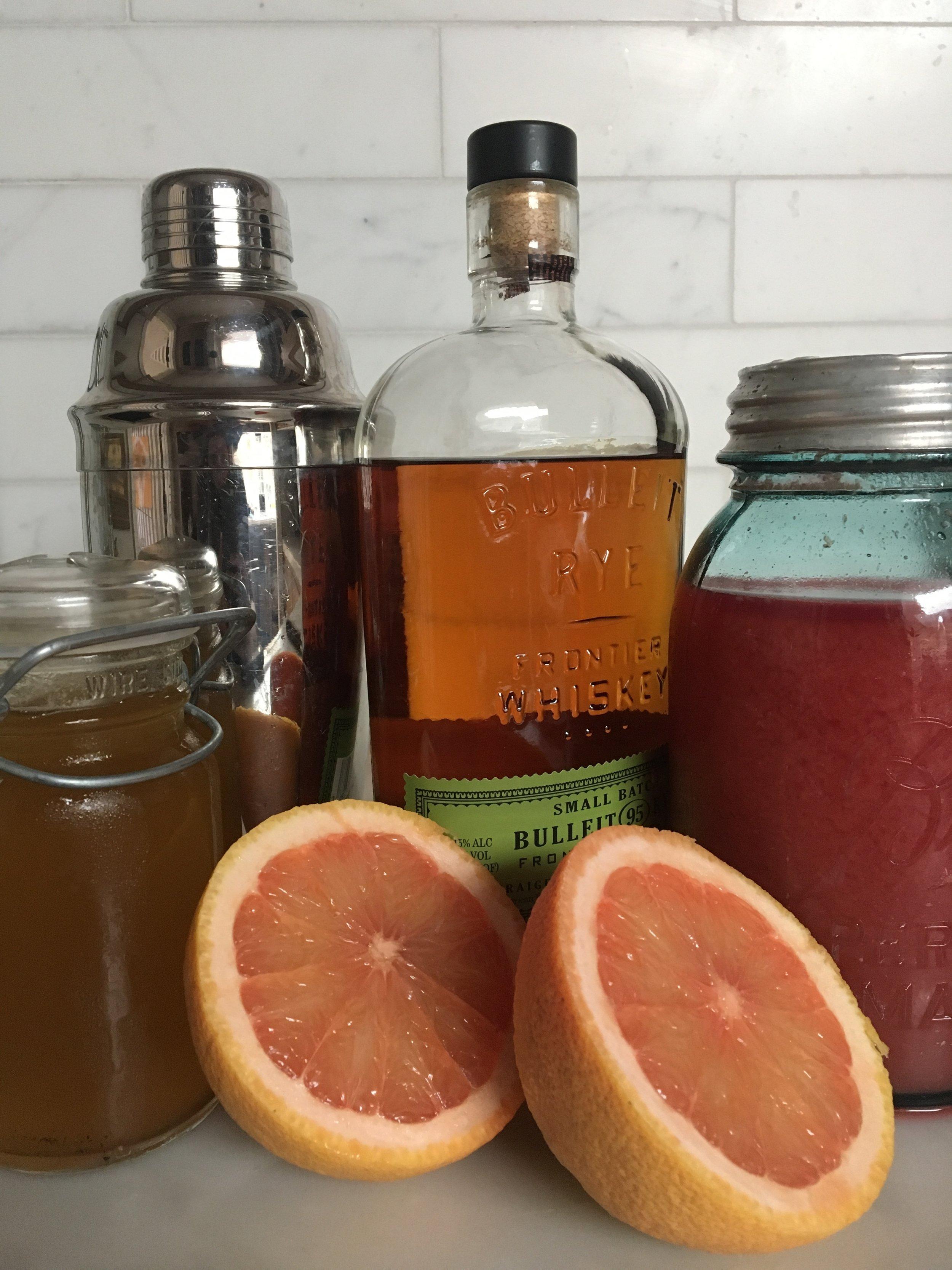 Bloody Bourbon