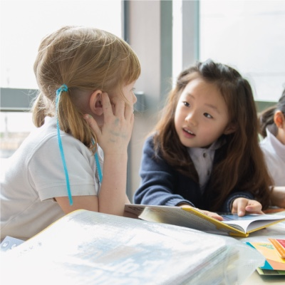 When your child enrolls at the ELC, he or she becomes part of a global community of over a quarter of a million students.
