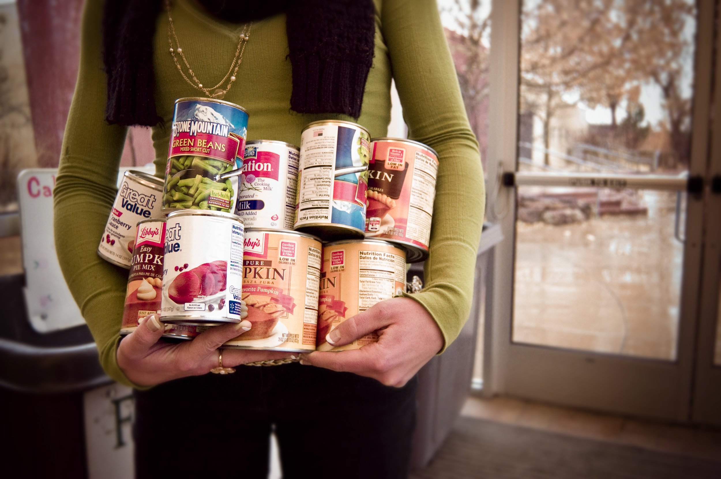 ORL Food Bank - We love your support!