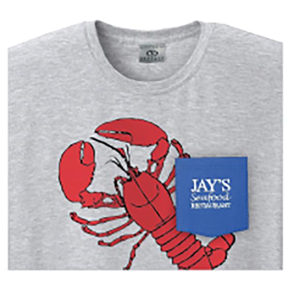 Pop Your Pocket Shirt - Casa del Mar