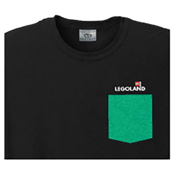 Pop Your Pocket T-Shirt - Casa del Mar