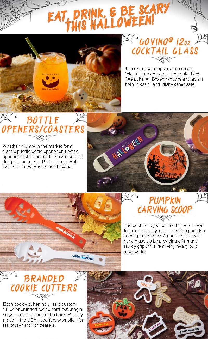 Halloween cookie cutter, pumpkin cookie cutter, cookie cutters, pumpkin carving scoop, logo cookie cutter, logo beer opener, beer opener, halloween cocktail glasses, cocktain glasses, logo cocktail glasses, logo party glasses, logo drinkware