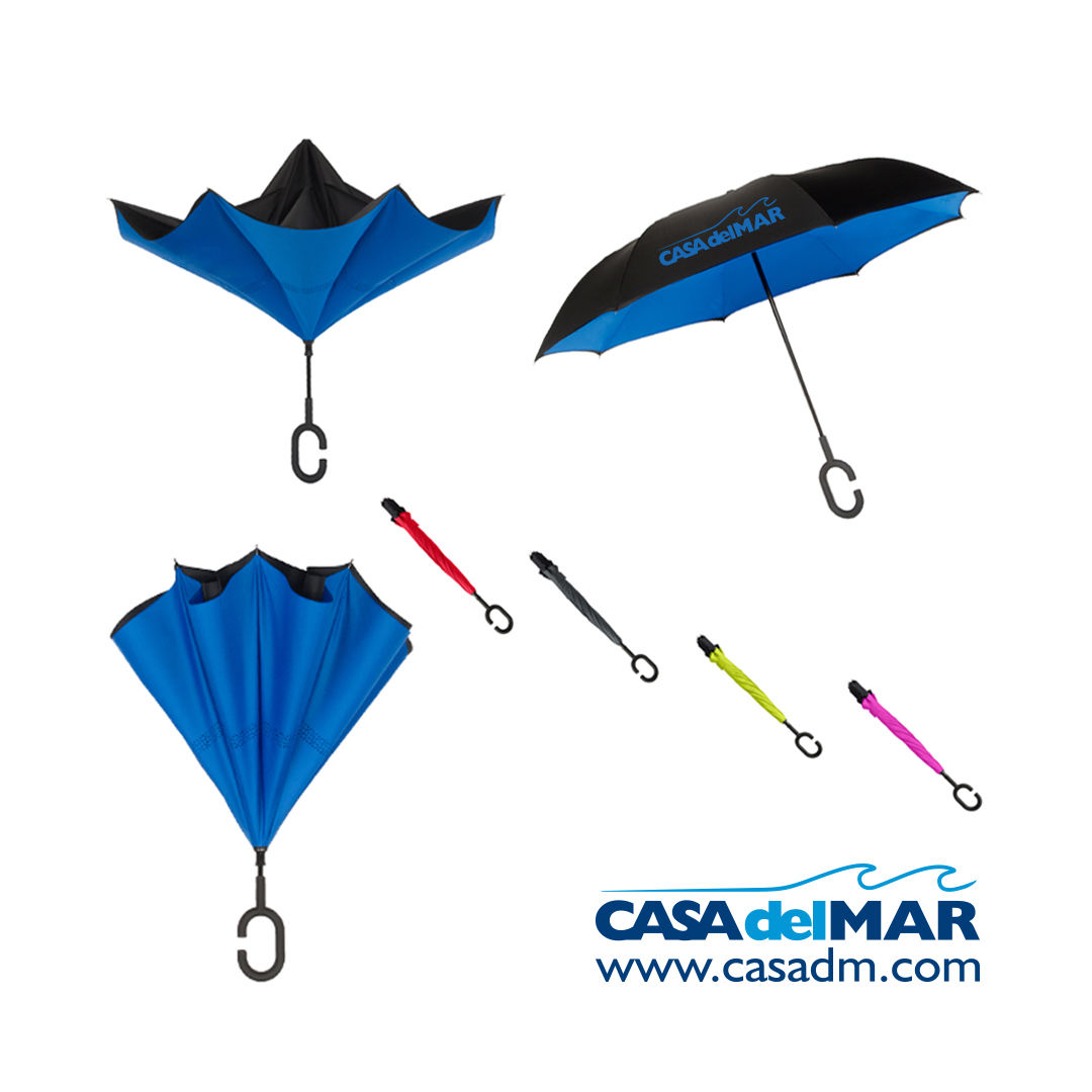 Umbrellas, Promotional Products, San Diego, Custom, Logos, Rain, Rainy Days, Screen Printing, Embroidery, Southern California, Del Mar,