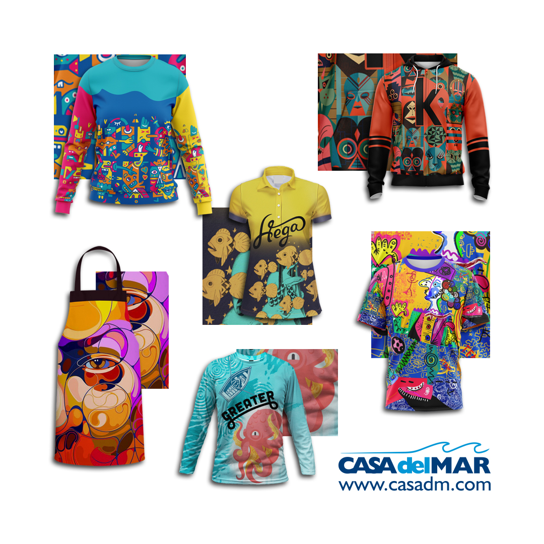 Dye Sublimation, Custom Apparel, Color, Screen Printing, Embroidery, San Diego, Promotional Items