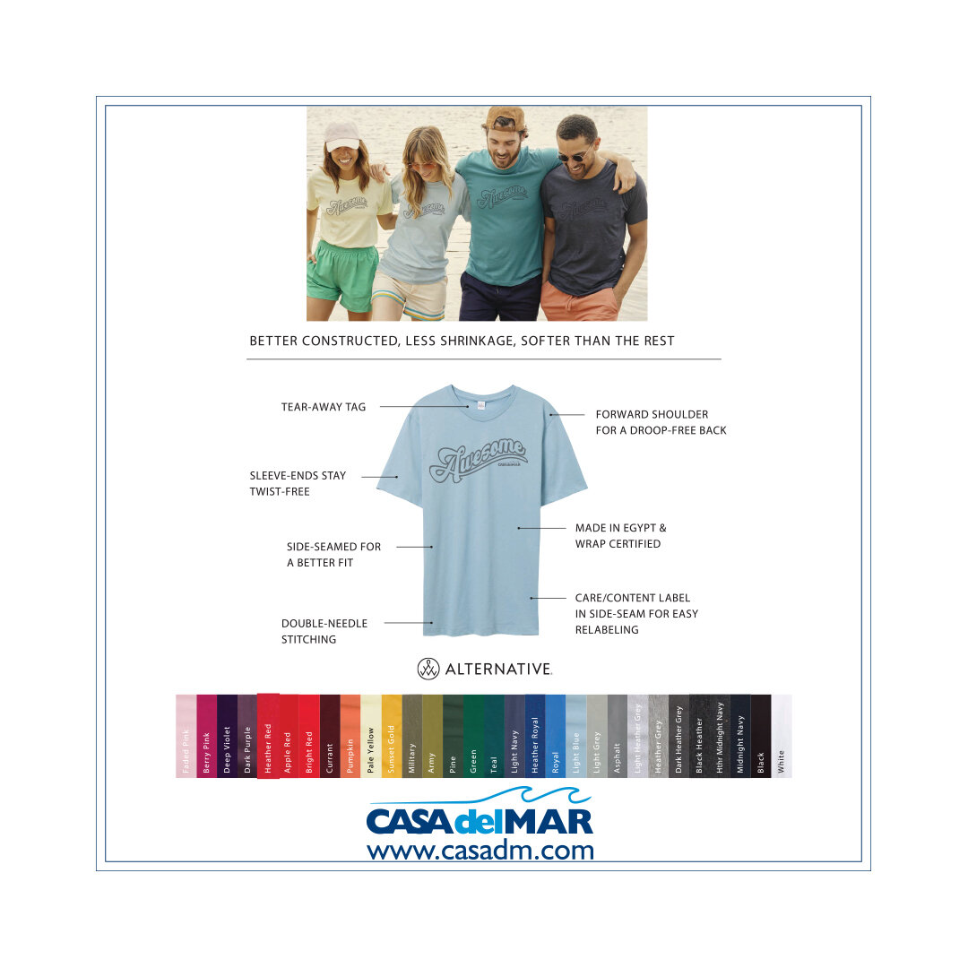 Custom Apparel, T-Shirt Sale, Screen Printing, Alternative, Embroidery, San Diego, Promotional Products