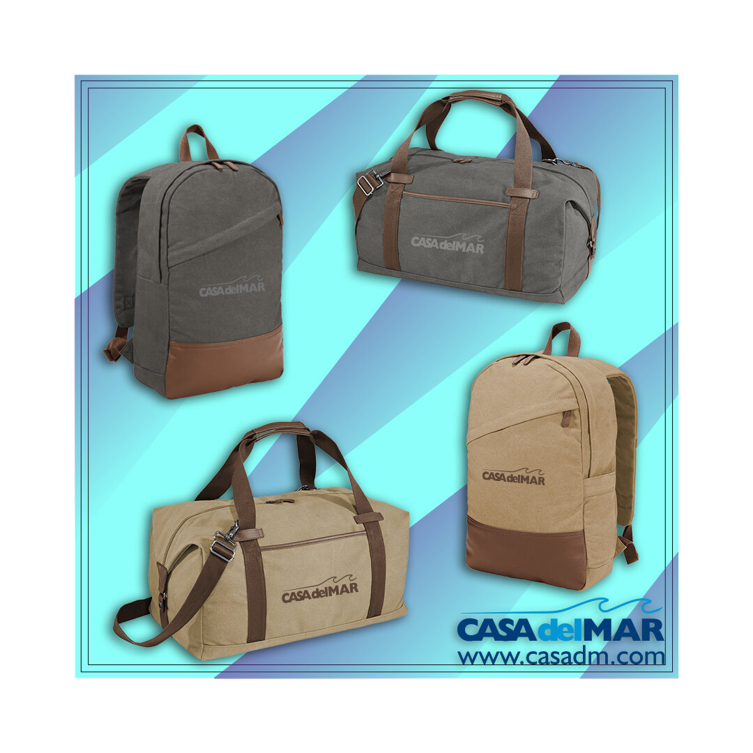 Backpacks, Duffel Bags, Embroidery, San Diego, Custom Apparel, Leather, Canvas, Promotional Items, Embroidery Shop
