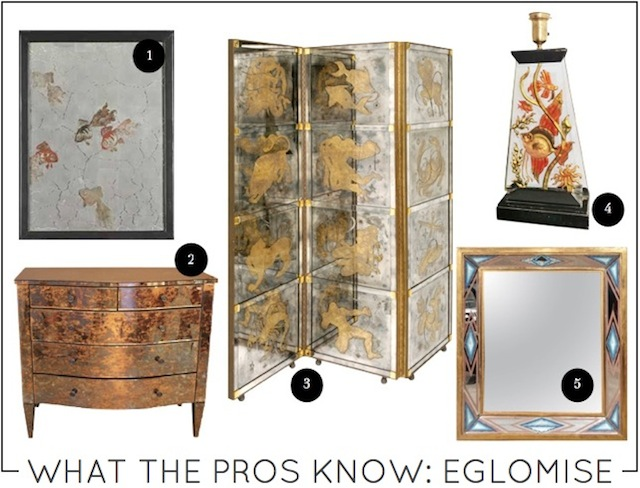 What the Pros Know Eglomise by Capella Kincheloe Interior Design Phoenix