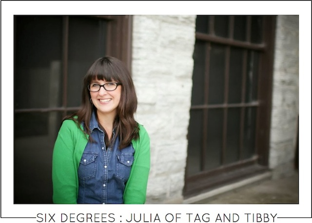 Julia Fain of Tag and Tibby featured on Capella Kincheloe Interior Design