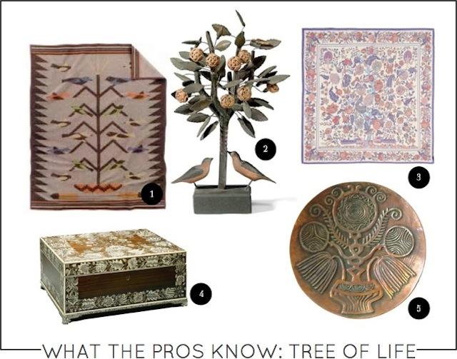 what the pros know tree of life on Capella Kincheloe Interior Design Phoenix