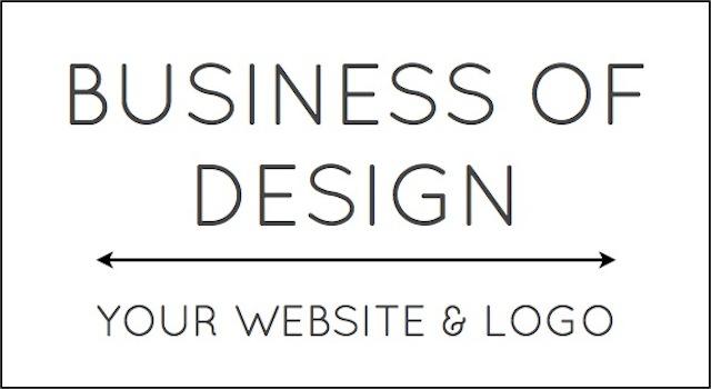 Business of Design Your Website and Logo on Capella Kincheloe Interior Design Phoenix blogger