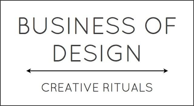 Business of Design Creative Rituals on Capella Kincheloe Interior Design and Consulting