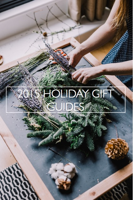 2015 Holiday Gift Guides photo by dttsp