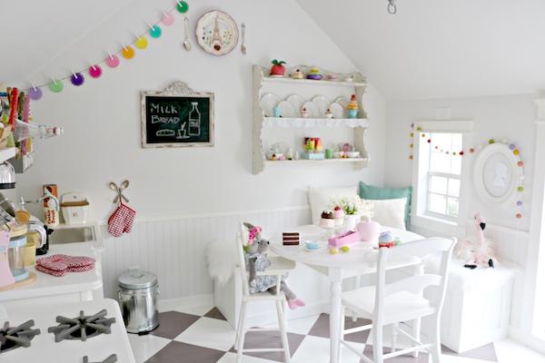 TIny LIttle Pads Farmhouse Playroom