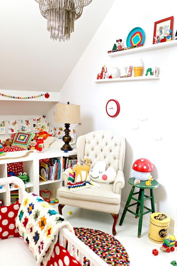 Tiny LIttle Pads Nursery & Playroom