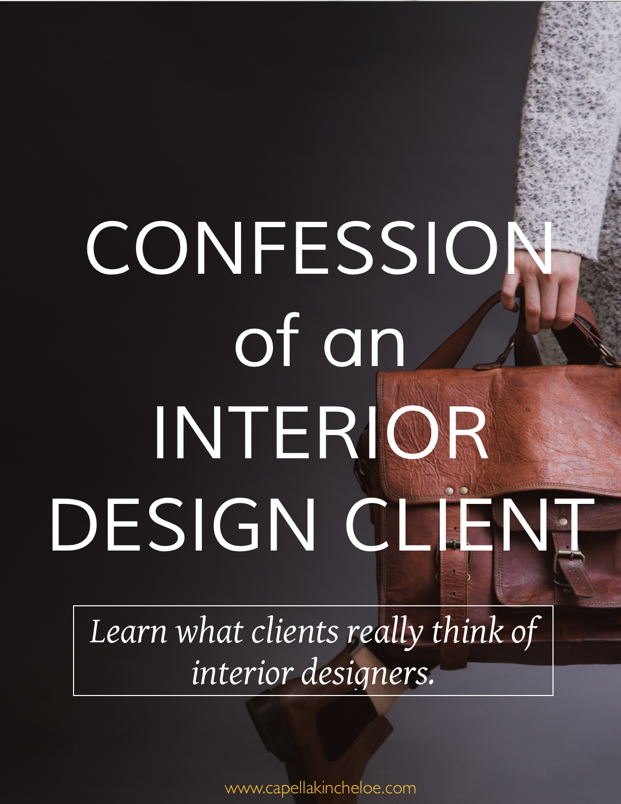 What clients really think of their interior designer