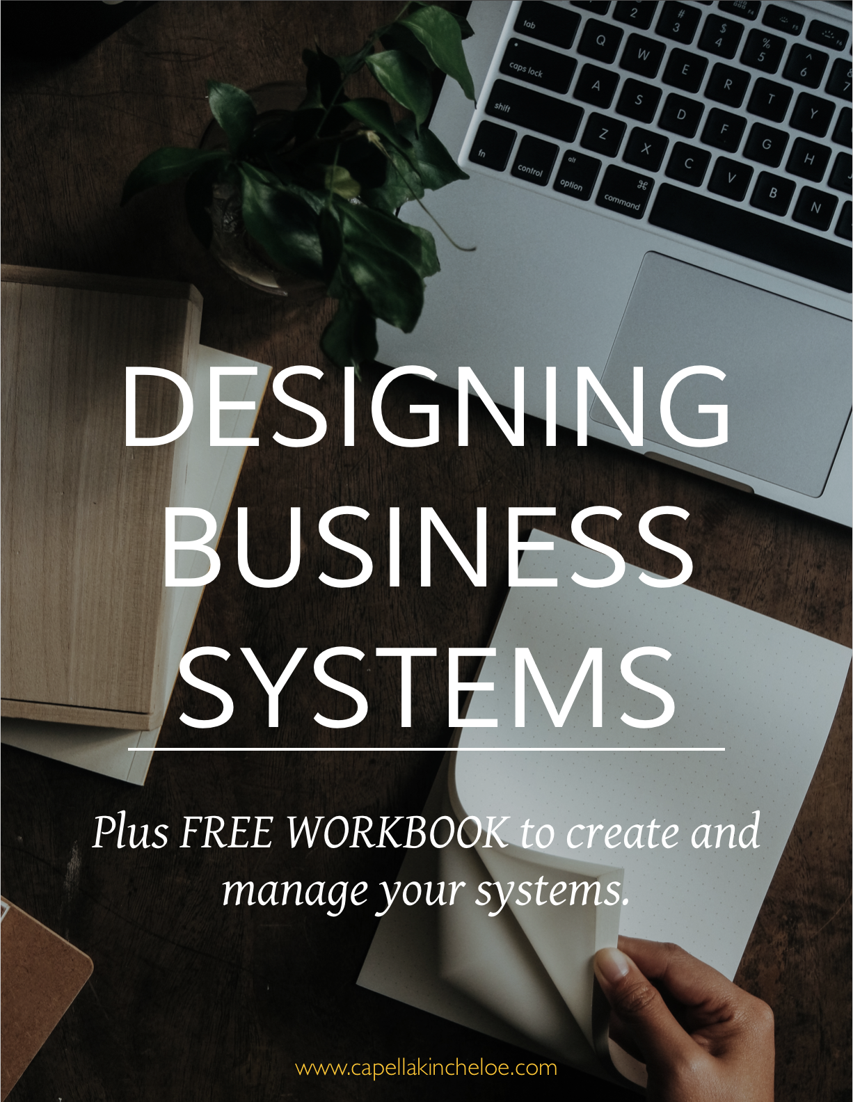 Business systems make your business run better and more efficiently, saving you time and money. Learn how to create systems that are tailored for your business with this free workbook.