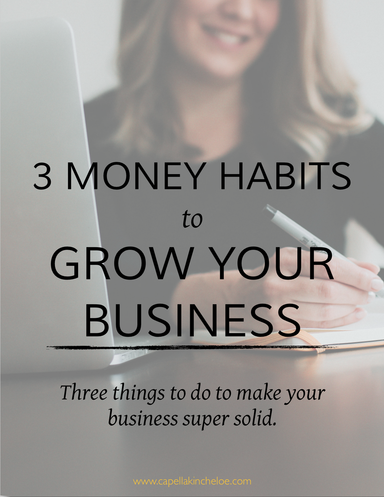 Running an interior design business?  It's time to get serious about creating good habits to run your business.  Here are three great money habits to make your business super solid.