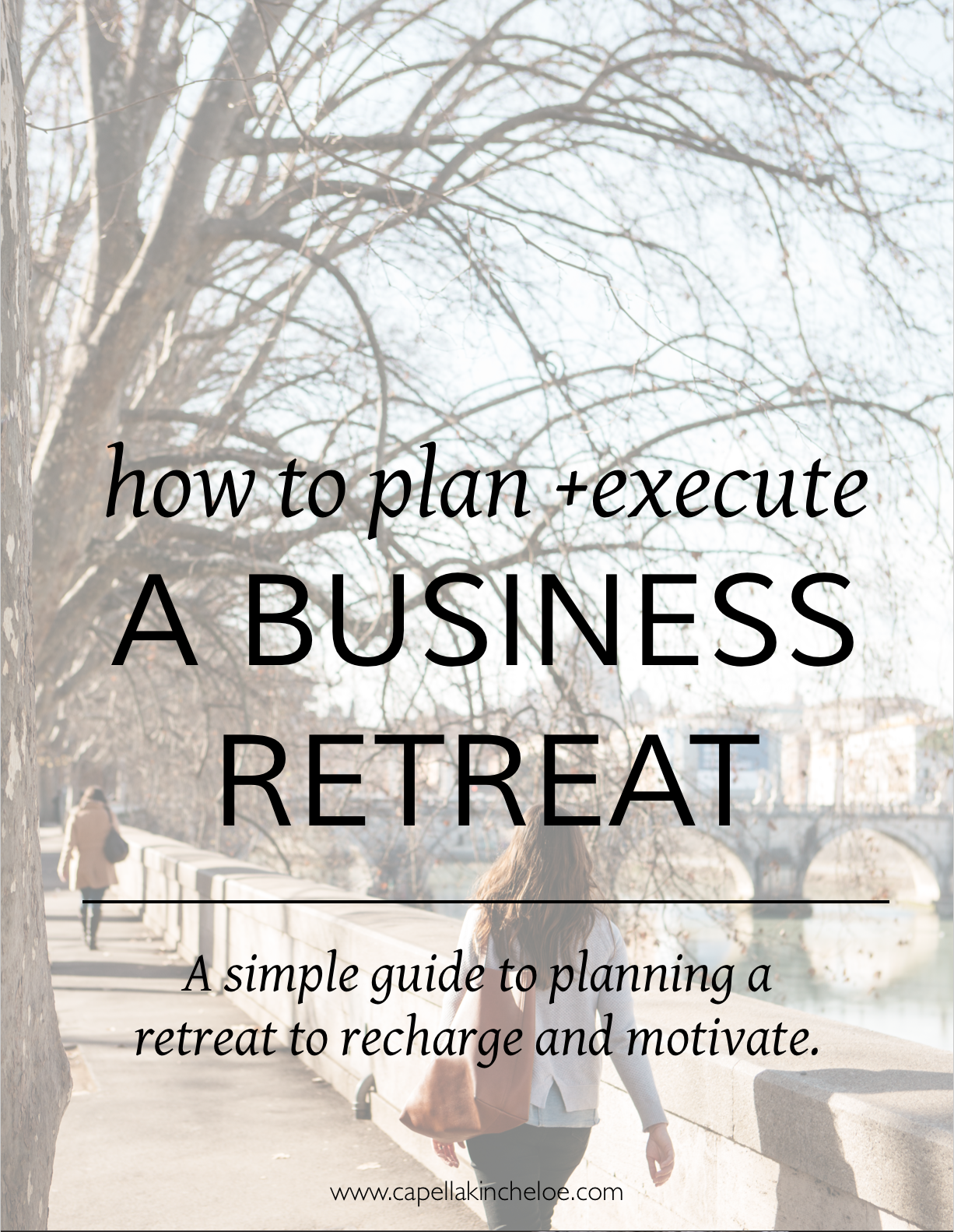 Every small business owner needs time away from their business to reevaluate, recharge, and gain perspective on their business. Sometimes we get so stuck in the every day of our business that we don't take time to plan the big picture. Surprisingly one of the best things you can do when running an interior design business is to get away from it! Learn how!
