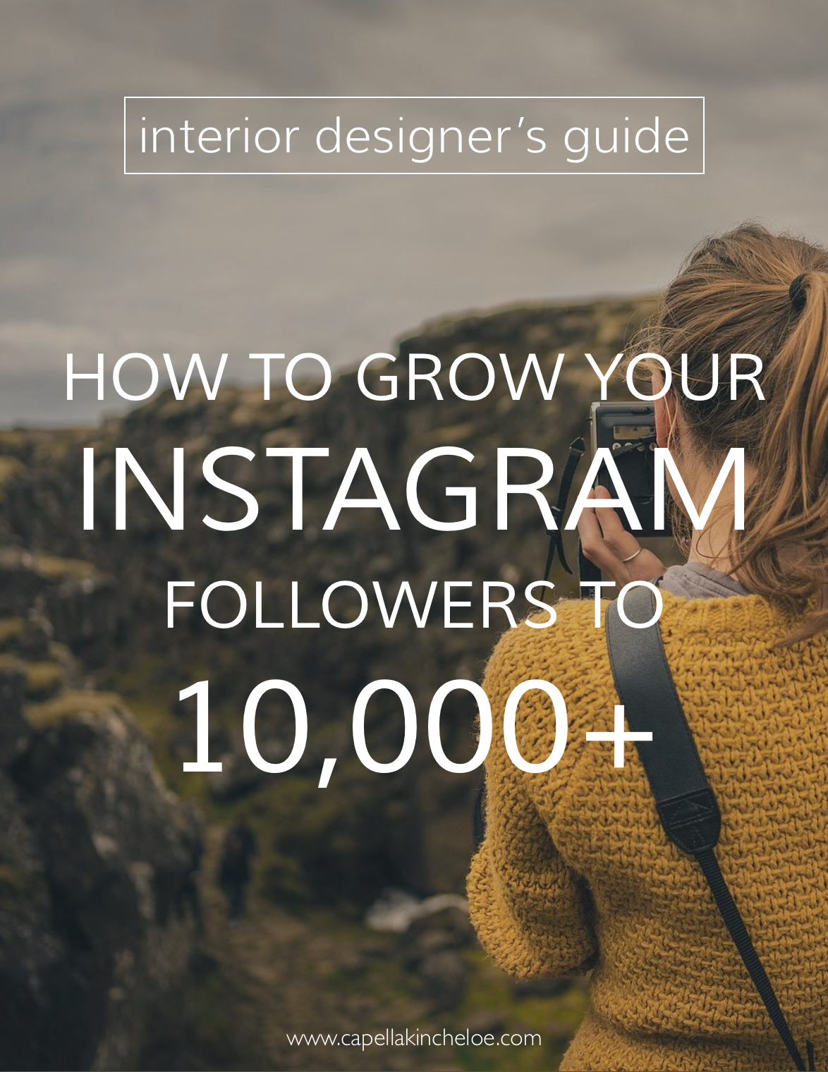 learn how to grow your instagram followers to grow your interior design business from an interior designer who has grown her followers to over 10,000 in just over a year. You can do this!