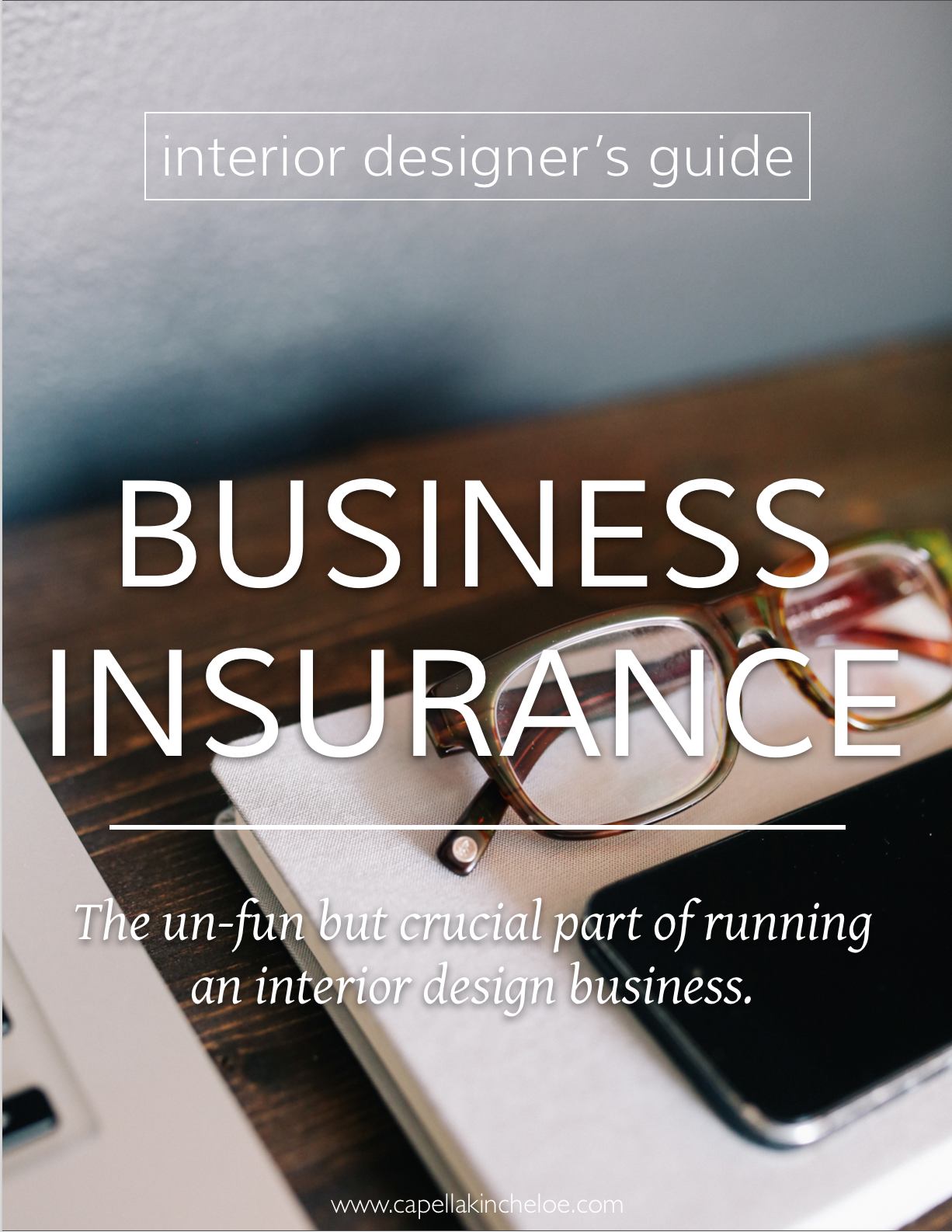 No interior designer likes thinking about insurance. However, it is one of the most important parts of running your interior design business. You can't do business without it, luckily I've put together a list of insurance that may be useful to your business.