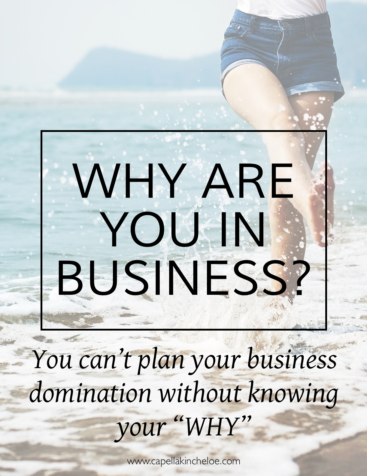 """To many people start interior design businesses without knowing their """"WHY"""". Before you can plan to have a successful business, you need to know why you are starting your business."""