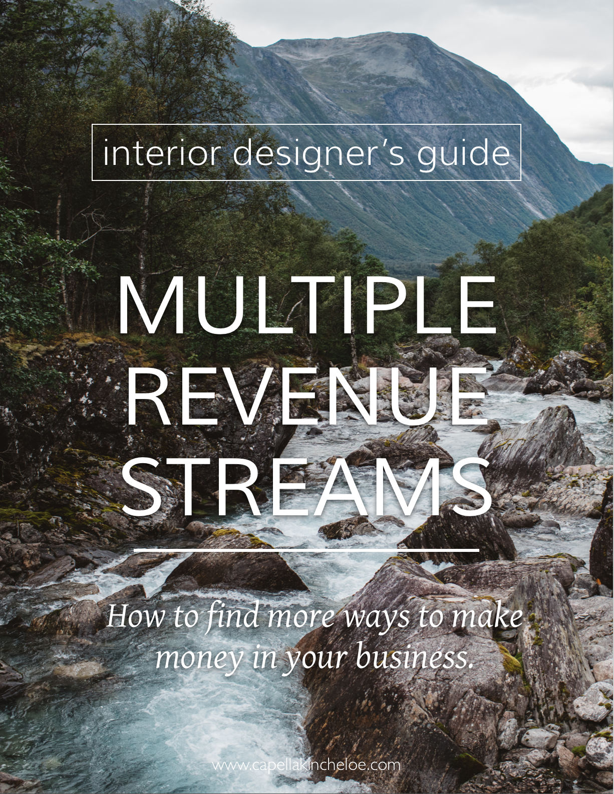 Want to diversify your interior design business? Here are multiple ways to make more money.