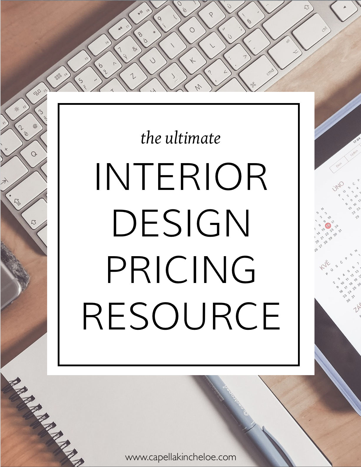 All the articles you ever need to price interior design services. A huge list!